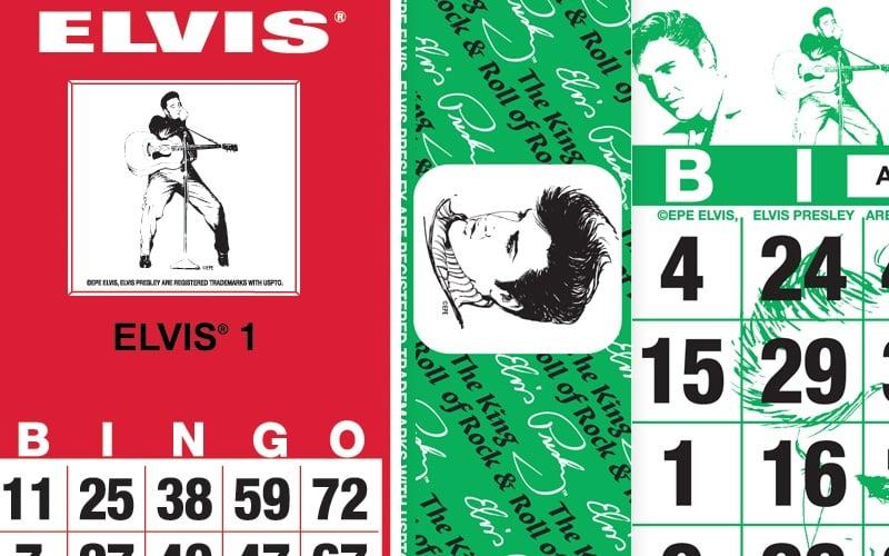 Elvis Tear-Opens Paper